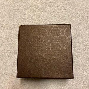 Gucci Other - Gucci small box 5x5 inches
